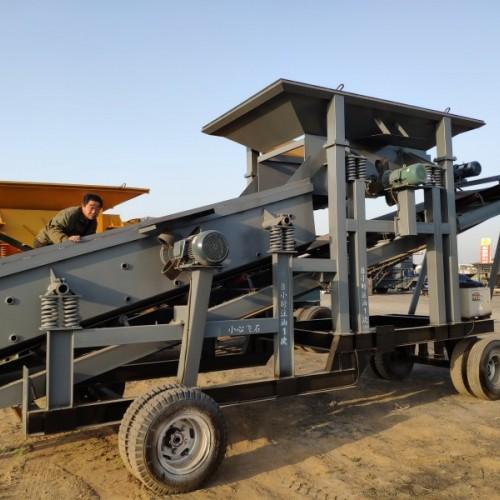 河北创衡机械专业生产30型筛沙机厂家直销