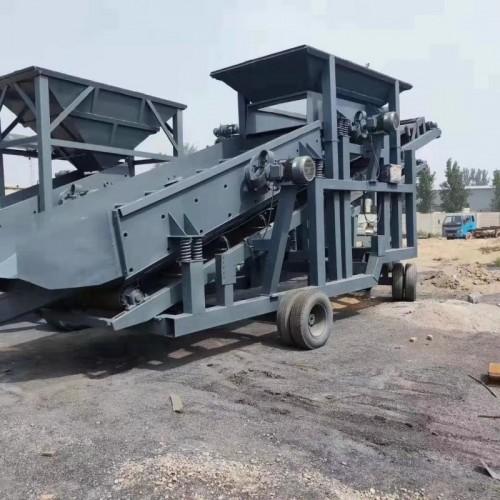 河北创衡机械专业生产20型筛沙机厂家直销