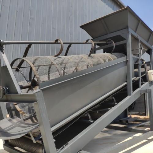 河北创衡机械专业生产滚筒筛沙机厂家直销