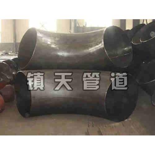 天津弯头管件生产企业-沧州镇天管道-厂家直营各规格对焊弯头