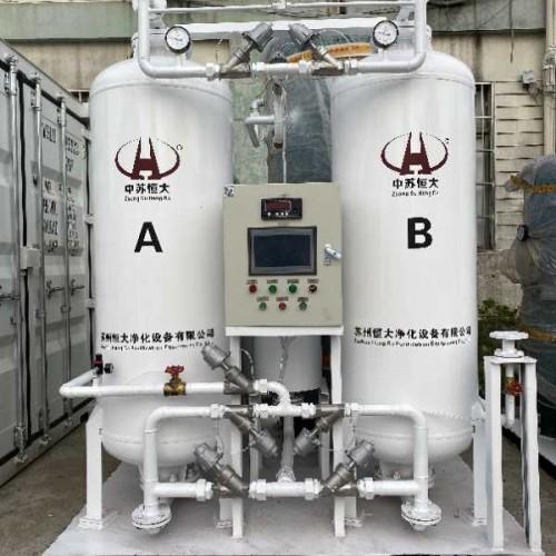中苏恒大300立方制氮机 氮气制造机