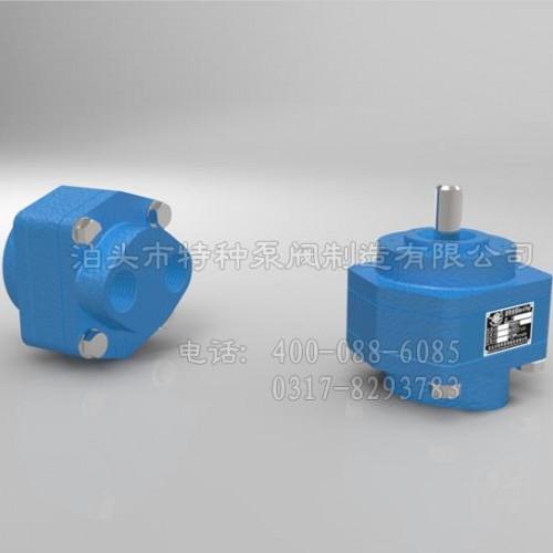江西齿轮泵定制/泊头特种泵阀/厂家批发KCB系列齿轮泵