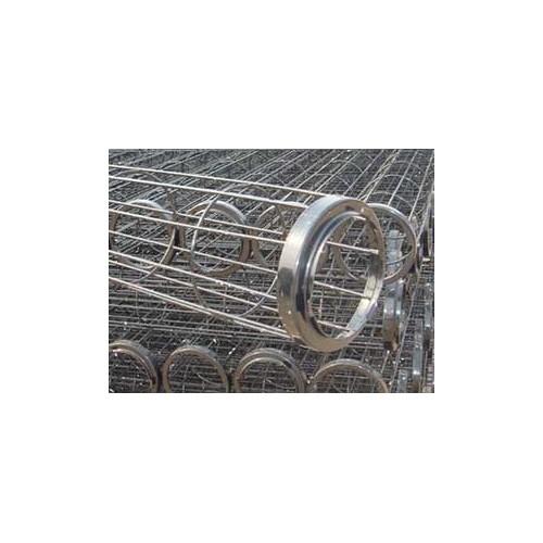 江西九江产地直供星角除尘袋笼骨架|正威|异形定做批发