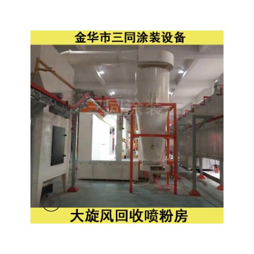 厂家定制喷塑设备 健身器材喷涂流水线 大型小型静电生产线