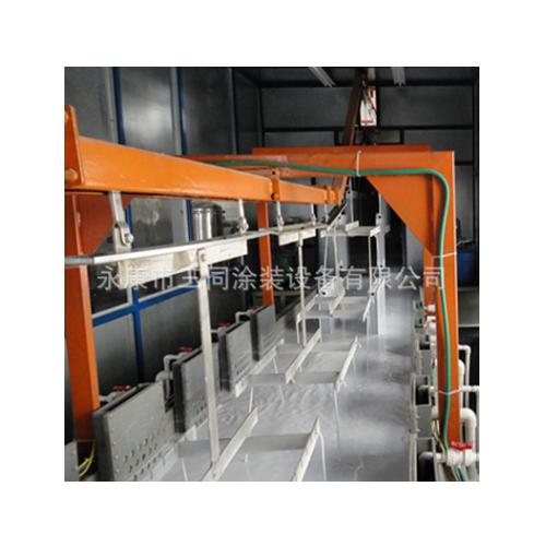 品质保证 浙江电泳涂装生产线 全自动阴极电咏涂装流水线设备