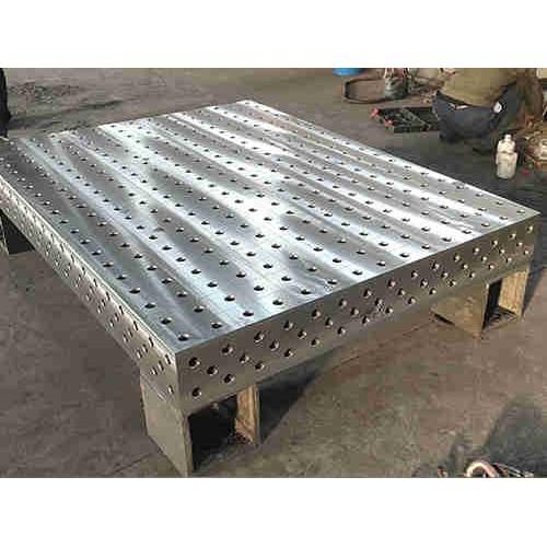 内蒙古三维柔性平台-锐星重工机械-非标加工三维柔性焊接平台