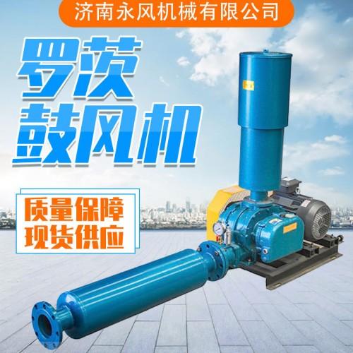 罗茨风机气力输送熔喷布风机污水处理养殖供氧设备无纺布设备