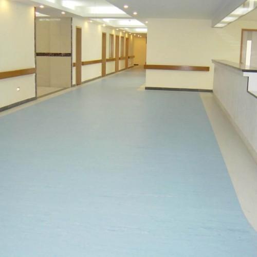 医院PVC 地板卷材,学校运动场