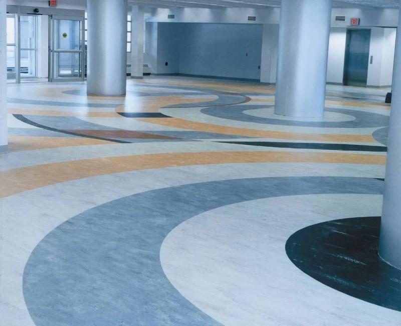 防静电PVC卷材,PVC地板