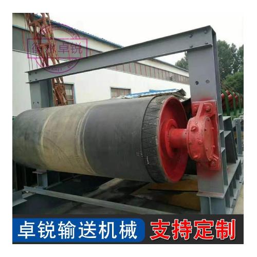 供应传动滚筒现货供应 无动力包胶滚筒 流水线滚轴传送辊筒