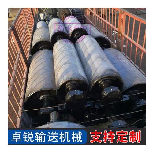 输送机槽型托辊生产厂家按图定做 槽型托辊 来样加工 质量保障