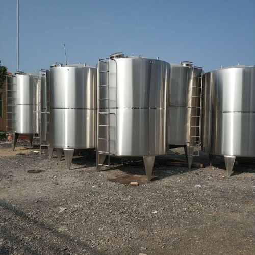 现货出售二手不锈钢储罐 厂家定制不锈钢储罐 食品级304储罐