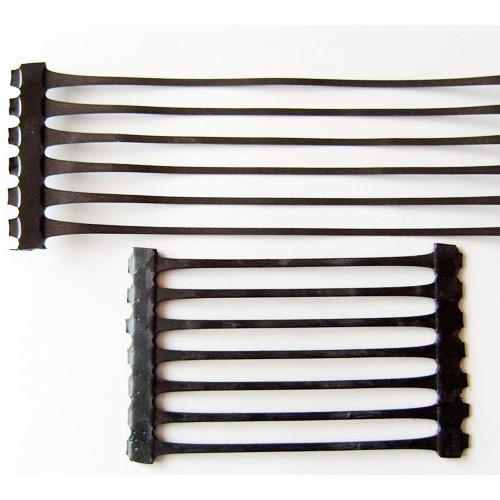 高密度聚乙烯(HDPE)塑料HDPP单向塑料格栅厂家