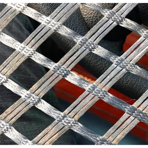 经编涤纶土工格栅水利工程极高的抗拉强度实力厂家报价