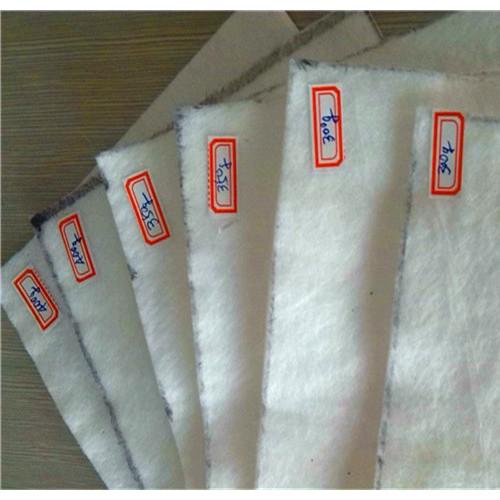 长丝涤纶短纤针刺土工布涤纶短纤针刺土工布增强土体的抗拉强度