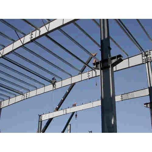 甘肃钢结构安装施工_宝发彩钢_彩钢钢构设计工程施工