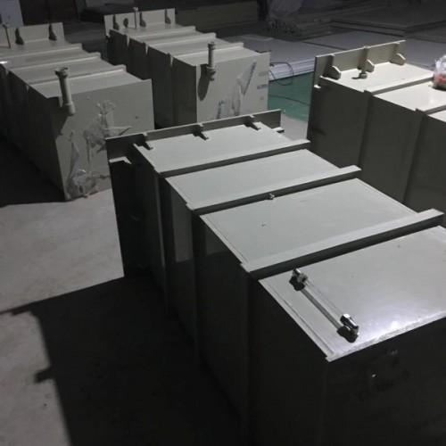 耐酸碱污水处理槽  污水处理槽 污水处理电解槽