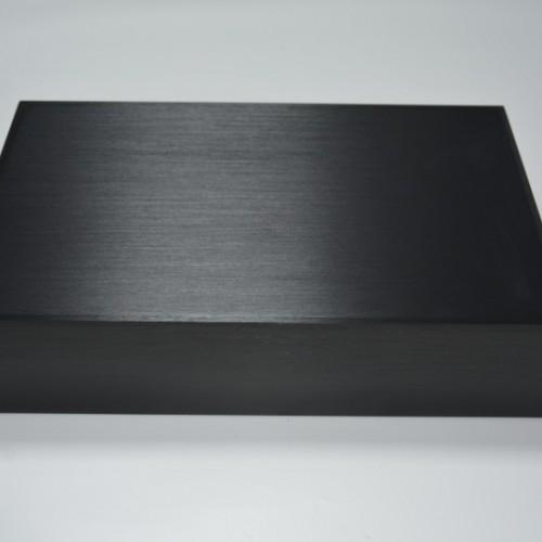 蓝图五金专业生产铝机箱,铝外壳CNC加工定制