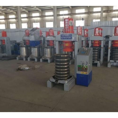 饲料大型压榨机  全自动枯病压榨机   液压发酵料压榨机
