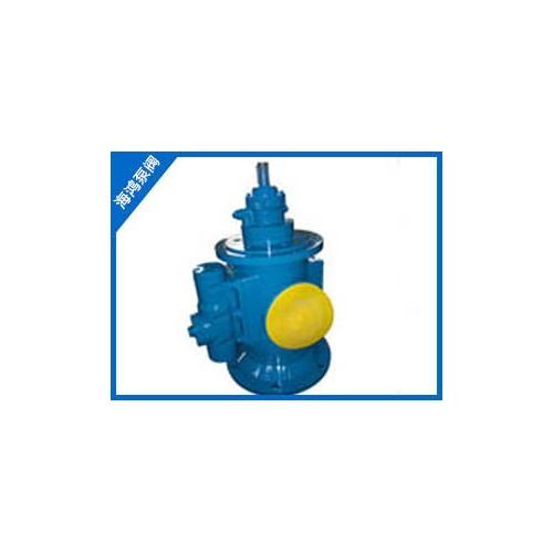 河北单螺杆泵定做-海鸿油泵-厂家批发SNS立式三螺杆泵