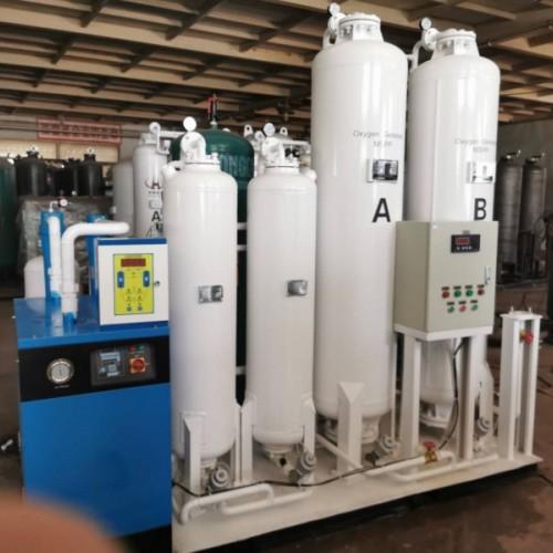 中苏恒大15立方制氧机设备