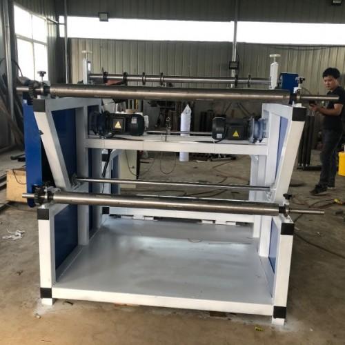 新型分切机熔喷布分切机无纺布分切复卷机珍珠棉切条机