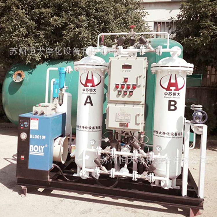 粉末冶金制氮机 中苏恒大直销 铜材铝材加工制氮机