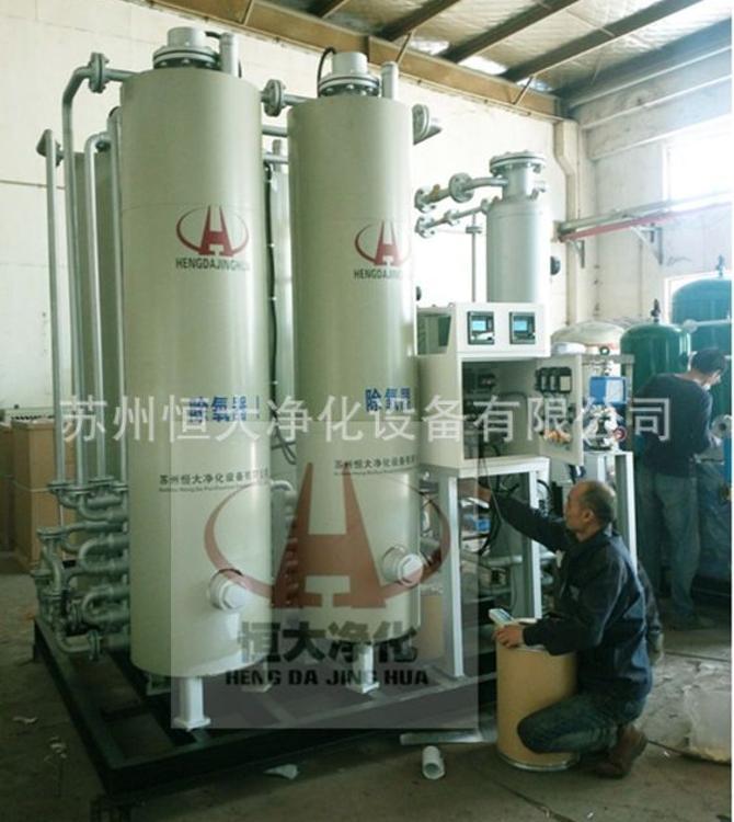中苏恒大  苏州工业高纯制氮机设备厂家 定制