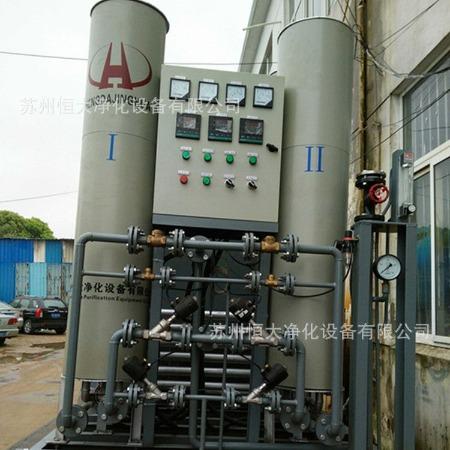 中苏恒大 高效氢氮混合装置  30立方氢氮配比装置定制