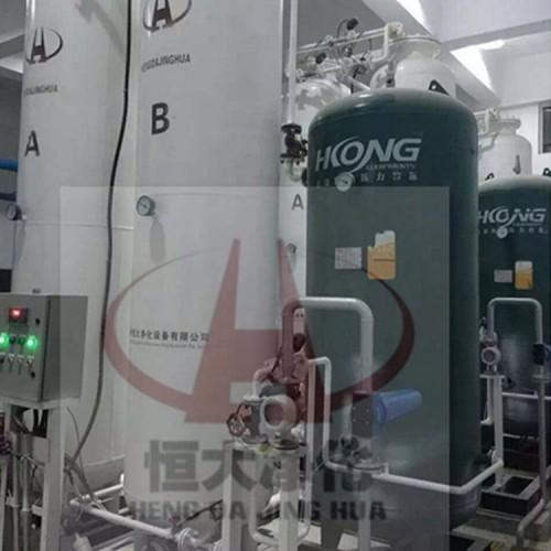 中苏恒大 50立方食品制氮机 制氮装置 工业制氮机