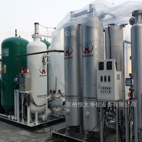 镀锌线专用氮气发生器厂家 中苏恒大200立方制氮机