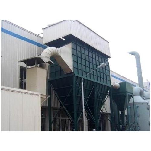 山西气箱脉冲布袋除尘器订制加工/蓝鑫环保设备性能稳定