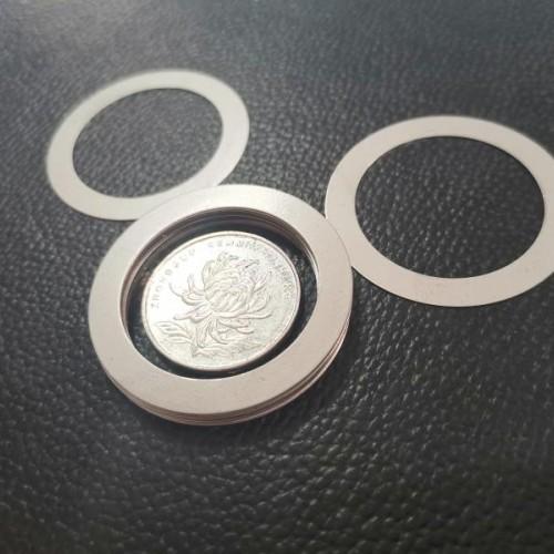 精密不锈钢平垫圈 超薄平垫圈片 圆垫圈片