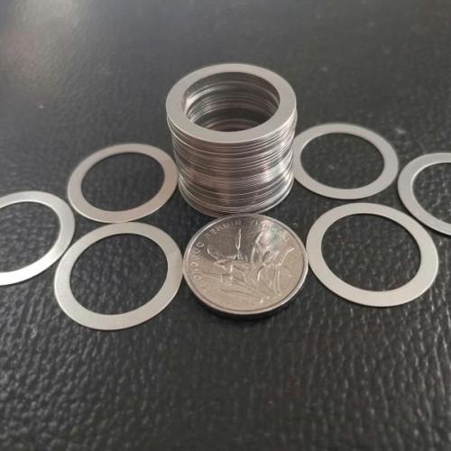 不锈钢平垫圈 超薄平垫圈片 调整间隙片圈