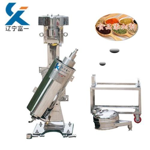 辽宁富一食品添加剂除杂分离机,高速管式离心机