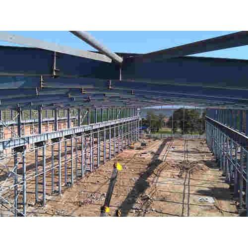 宁夏钢结构安装企业-泊头宝发彩钢-彩钢钢构制作工程承揽
