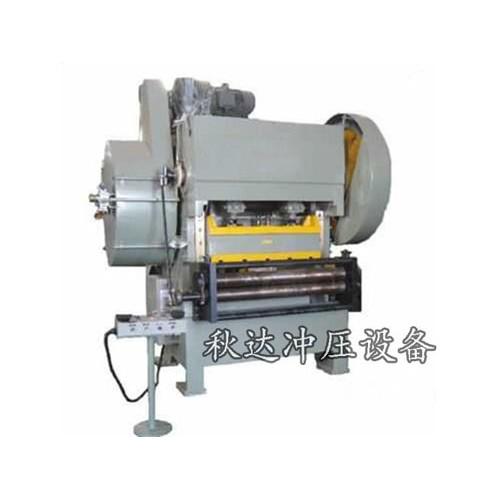 吉林龙门冲床生产厂家——秋达冲压设备厂