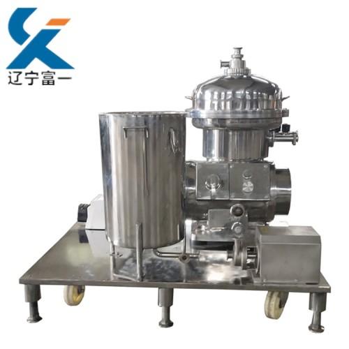 企业污水厂离心机-碟式污水离心机-辽宁富一机械有限公司