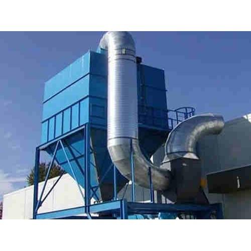 陕西单机布袋星然环保_供应HMC型脉冲单机除尘器