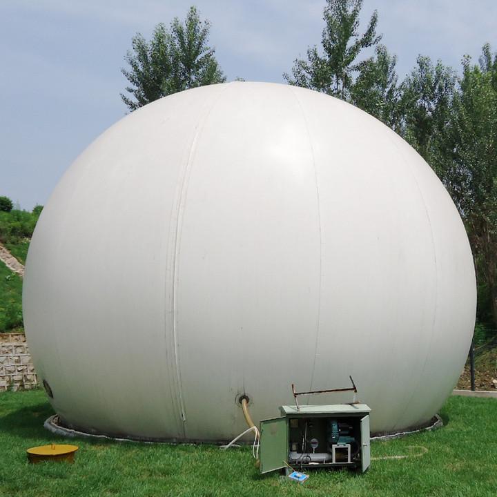 山东沼气工程双膜气柜厂家直销提供便利