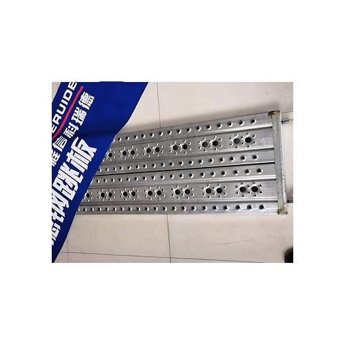 安徽镀锌钢跳板供应「科瑞德建筑器材」批量大&设计合理