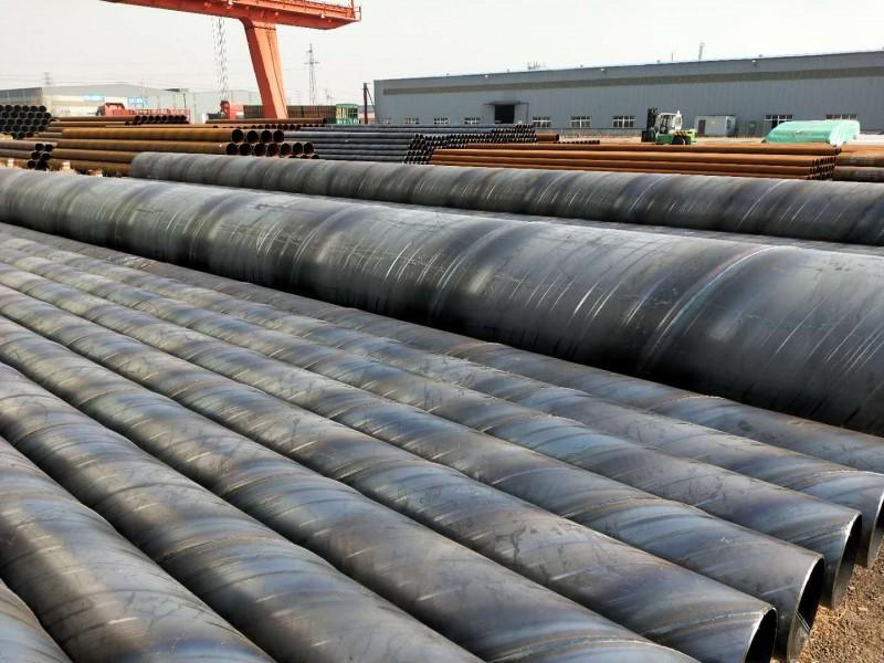 Q235螺旋钢管-天津现货供应