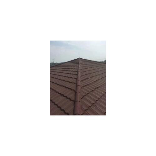 海南彩石金属瓦制造商/欧文斯新型建材质量保证