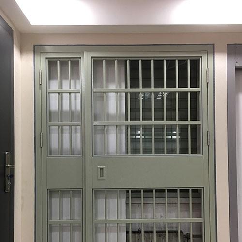 监室门 监视门 监狱门 不锈钢大AB门-B 门