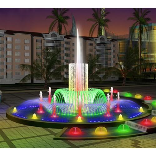 音乐喷泉 (2)