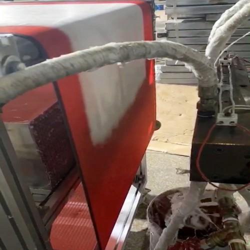 瑞安市宏通机械供应挤出机 熔喷布挤出机 口罩熔喷布机械