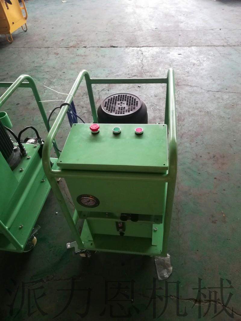 厂家供应环槽铆接机各种规格品质好PLE-20液压环槽铆钉机