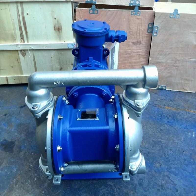 不锈钢电动隔膜泵