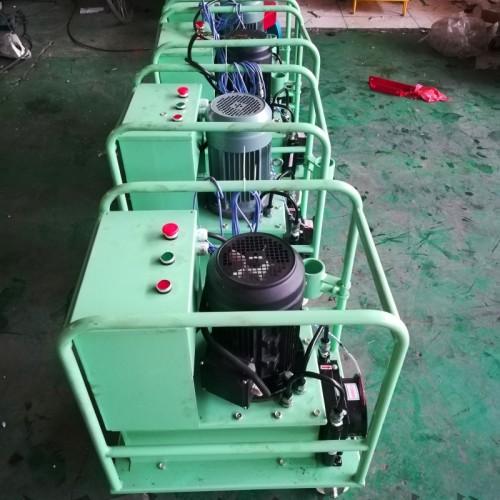 厂家供应液压环槽铆钉机振动筛专用环槽铆接机液压哈克铆钉机