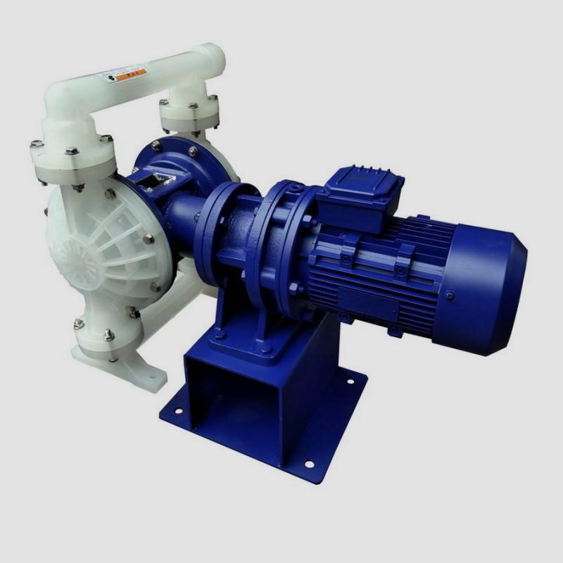 塑料电动隔膜泵 耐腐蚀 防爆